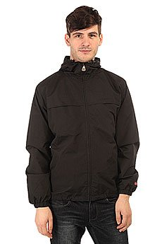 Ветровка Dickies Brakes Full Zip Hooded Jacket Black