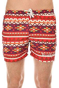 Шорты классические TrueSpin Scalp Shorts Multi