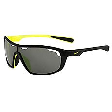 Очки Nike Optics Road Machine Black/Volt Grey Lens