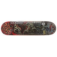 Дека для скейтборда Blind S6 Filipe R7 Trex 31.7 x 8 (20.3 см)