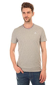 Футболка Le Coq Sportif Anglin Tee Light Heather Grey