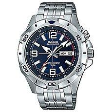 Кварцевые часы Casio Collection MTD-1082D-2A Grey