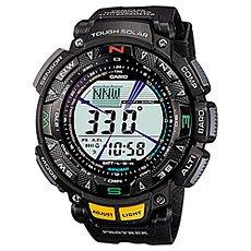 Электронные часы Casio Sport PRG-240-1E Black