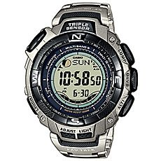 Электронные часы Casio Sport PRW-1500T-7V Grey
