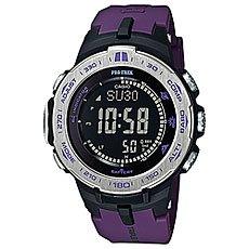 Электронные часы Casio Sport PRW-3100-6E Purple