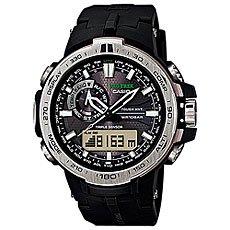 Кварцевые часы Casio Sport PRW-6000-1E Black