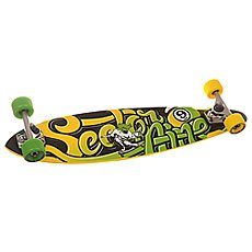 Скейт круизер Sector 9 Swift Black/Green 8.6 x 34.5 (87.6 см)