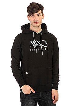 Толстовка кенгуру K1X Hardwood Hoody Black