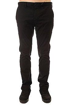 Штаны узкие DC Wrk Slm Chno 32 Black