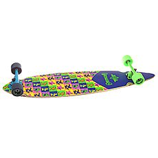 Лонгборд Dusters Grateful Dead Bears Longboard Multi 9.5 x 42 (106.7 см)