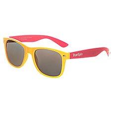 Очки TrueSpin Classic Yellow/Pink