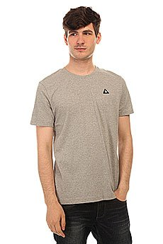 Футболка Le Coq Sportif Sureau Tee Light Heather Grey