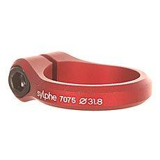 Зажимы Ethic Sylphe Clamp Simple 31.8 Red
