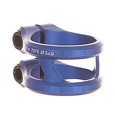 Зажимы Ethic Sylphe Clamp Double 34.9 Blue
