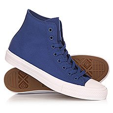 Кеды высокие Converse Chuck Taylor All Star Ii Core Sodalite Blue
