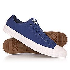 Кеды низкие Converse Chuck Taylor All Star Ii Core Sodalite Blue