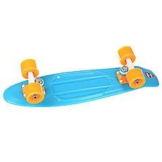 Скейт мини круизер Union Neon Stream Blue 6 x 22.5 (57.2 см)