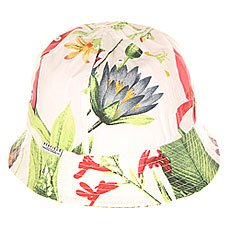 Панама Penfield Acc Brewster Botanical Cap White