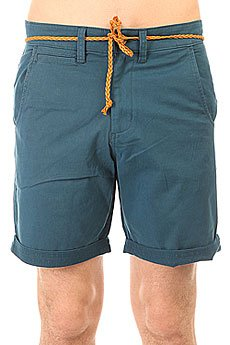 Шорты классические Picture Organic Coop Chino Short Dark Blue