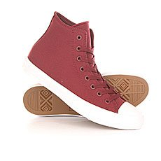 Кеды высокие Converse Chuck Taylor All Star Ii Core Burgundy