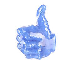 Парафин Bro Style Thumbs Up Wax Blue