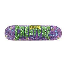 Дека для скейтборда Creature S6 Logo Lg Detox 32 x 8.375 (21.3 см)