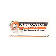 Подшипники Bronson G2 Grey/Orange