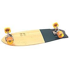 Скейт круизер Globe Sun City Complete Half Dip Bamboo/Blue 9 x 30 (76.2 см)