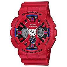 Электронные часы Casio G-Shock Ga-120tr-4a Red