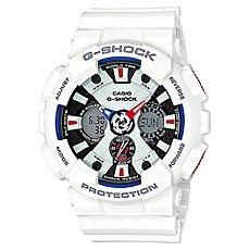 Электронные часы Casio G-Shock Ga-120tr-7a True White