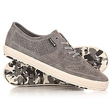 Кеды низкие Huf Liberty Grey/Bone White