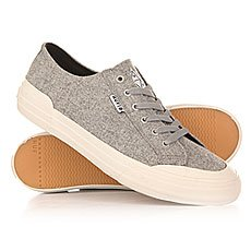 Кеды низкие Huf Classic Lo Heather Grey