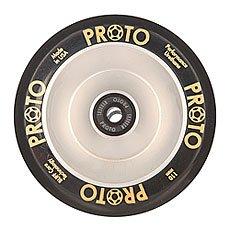 Колесо для самоката Proto 110 Мм Full Core Gripper Black On Silver