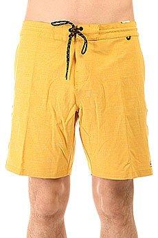 Шорты пляжные Billabong All Day Lo Tides 18.5 Mustard