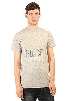 Футболка Picture Organic Nice Ride Grey Melange
