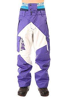 Штаны сноубордические Picture Organic Partner Purple/White