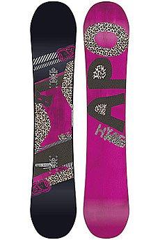 Сноуборд женский Apo Hype Rocker 147 Black/Pink