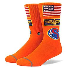 Носки средние Stance Anthem Commander An Orange