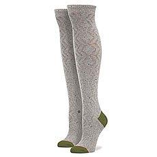 Носки высокие женские Stance Blonde Grey