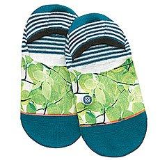Носки низкие женские Stance Foliage Green