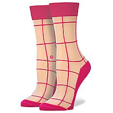 Носки средние женские Stance Retro Pink
