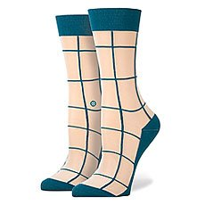 Носки средние женские Stance Retro An Teal