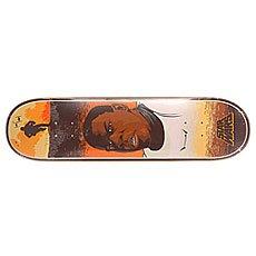 Дека для скейтборда Santa Cruz S6 Star Wars Episode Vii Finn 32 x 8.25 (21 см)
