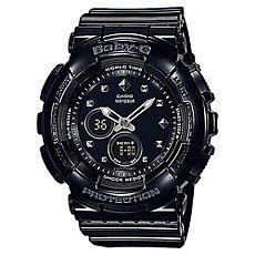 Электронные часы женские Casio Baby-g Ba-125-1a Black