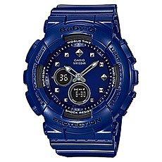 Электронные часы женские Casio Baby-g Ba-125-2a Navy