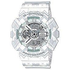 Электронные часы Casio G-Shock Ga-110tp-7a White