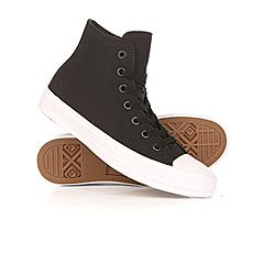 Кеды высокие Converse Ct All Star II Hi Core Black/White