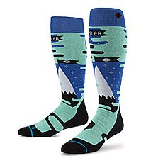 Гольфы Stance Snow North Poler Mint