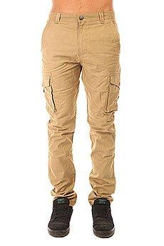 Штаны прямые Запорожец Cargo Pants Beige