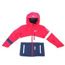 Куртка детская Picture Organic Spice Pink White Dark Blue